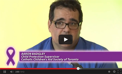 Child Abuse Prevention Video