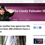 "CBC ""Candy Palmater Show"": Why a foster mother has spent her life helping more than 200 children have a stable home"